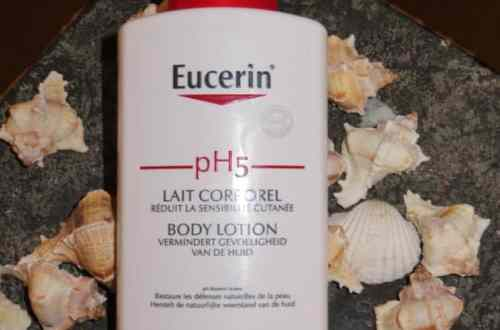 PH5 eucerin bodylotion