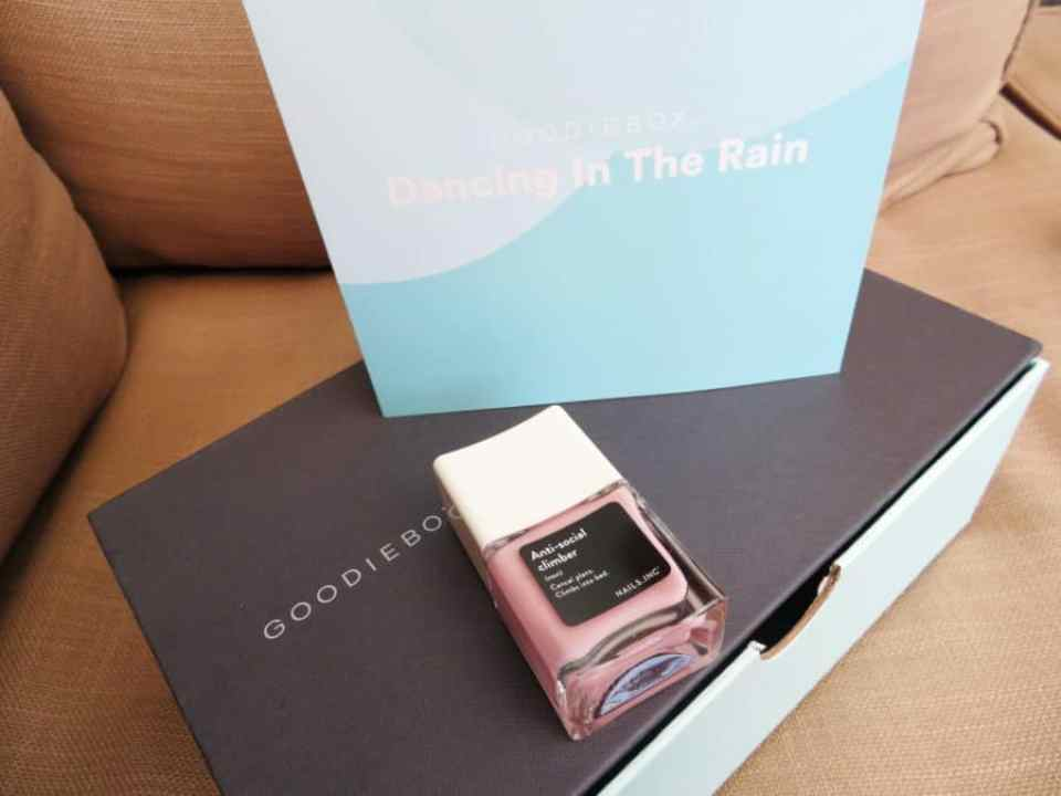 Nagellak goodiebox april 2019