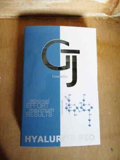 GJ cosmetics ampullen van Qbeauty Hyaluronzuur
