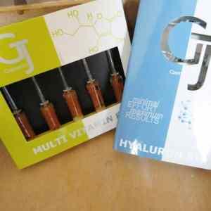 Qbeauty GJ cosmetics ampullen