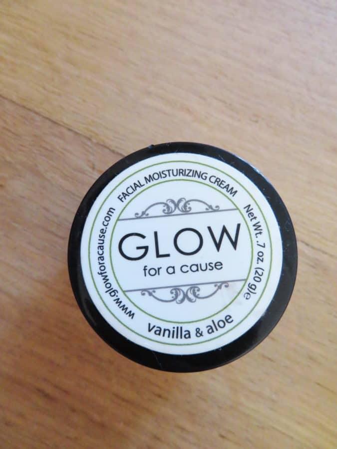 Facial moisturizing Aloe vera & Vanille