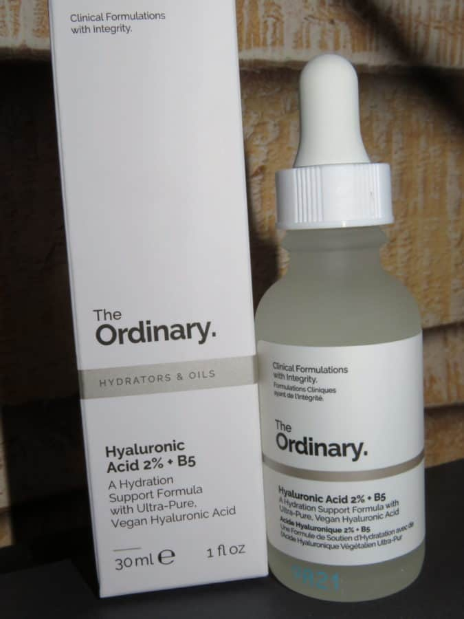 Hyaluronic 2% + b5 van the ordinary