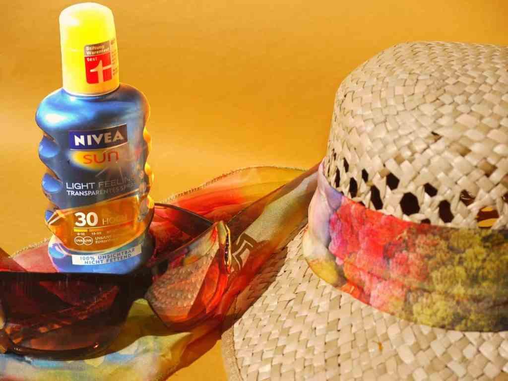 7 tips tegen zonverbranding