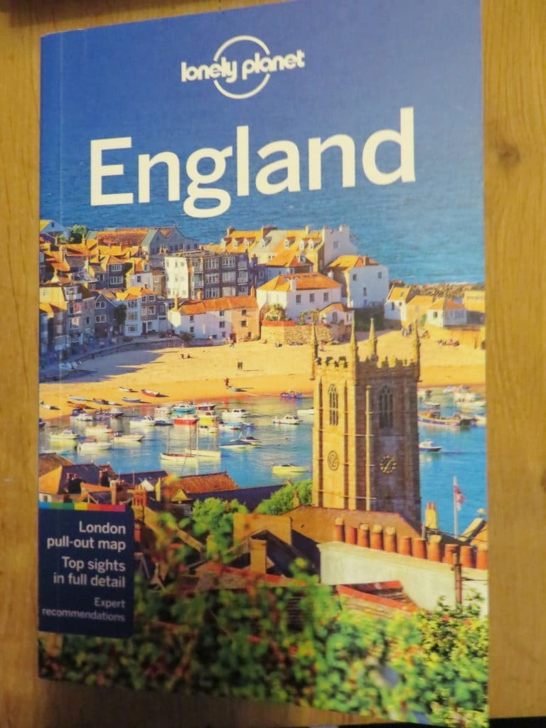 Engeland Lonely Planet