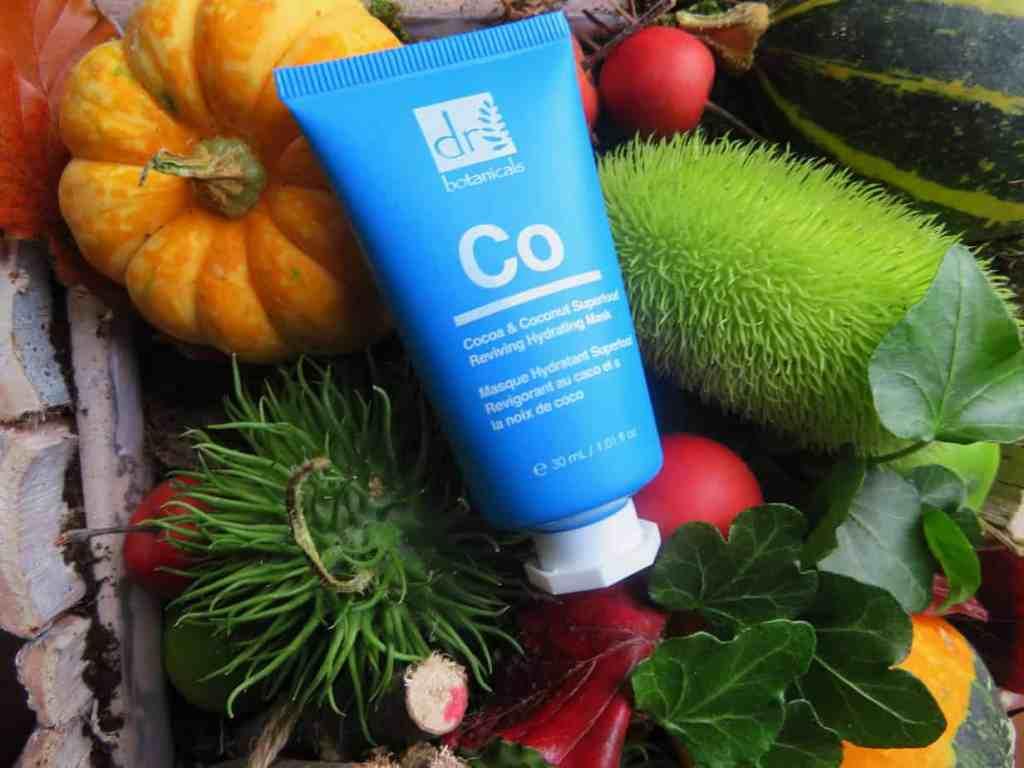 Dr Botanicals hydraterend masker met cacao en kokosolie