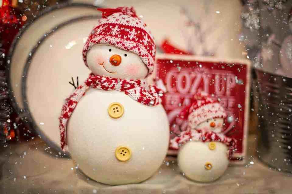 sneeuwpop, kerst, kerstcadeau, gadgets, kerstgadgets