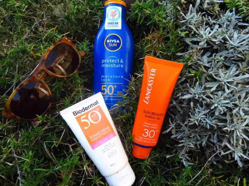 Zonbescherming, preventie huidkanker, huidkanker, melanoom, zonnebrandcellen, zonnebrandcrème, zonverbranding