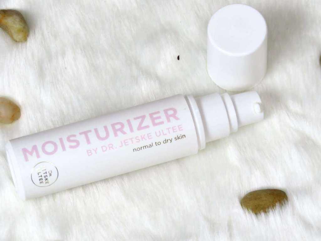 Moisturizer dr jetske ultee droge tot normale huid, ontstekingsremmend, geen roodheden, verzachtend, dagcreme, nachtcreme