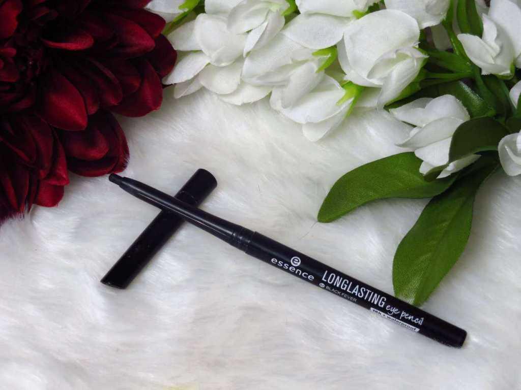 Essence longlasting eye pencil intens zwart review