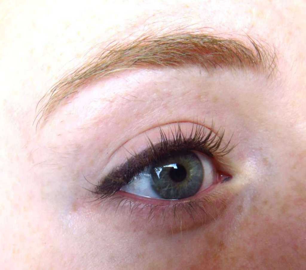 Chanel oogpotlood als eyeliner