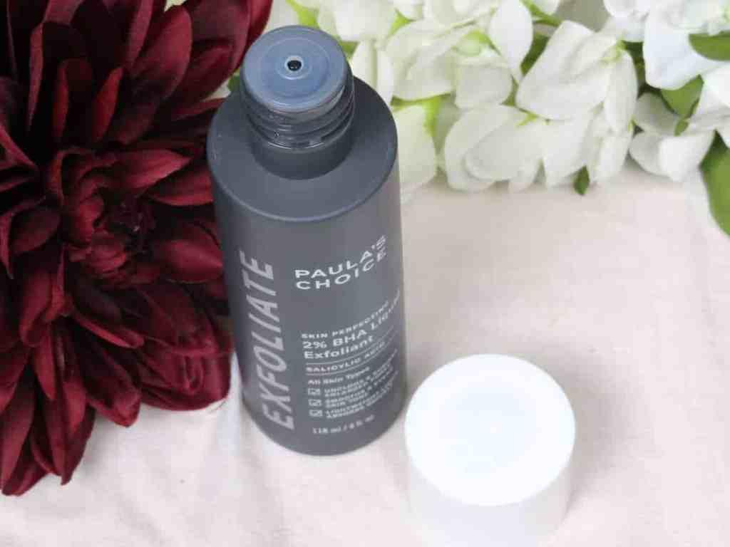 Liquid BHA 2% exfoliant