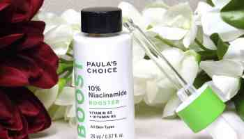 Niacinamide 10% booster paula's choice