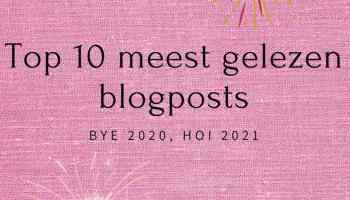 Meest gelezen blogposts 2020