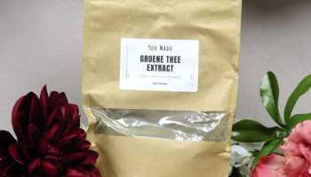 Groene thee extract youmadu