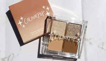 Colourpop cosmetics oogschaduwpalette Citrus Fizz