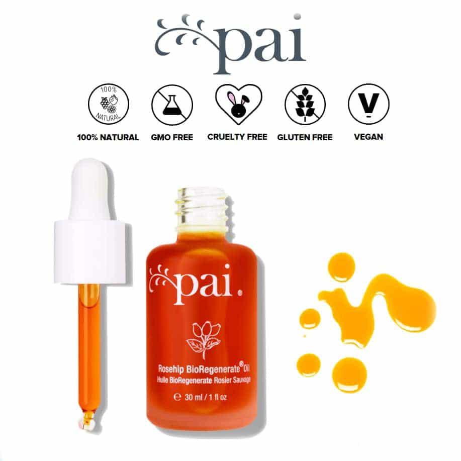 *PAI – ROSEHIP BIOREGENERATE ORGANIC FACIAL OIL   $44  