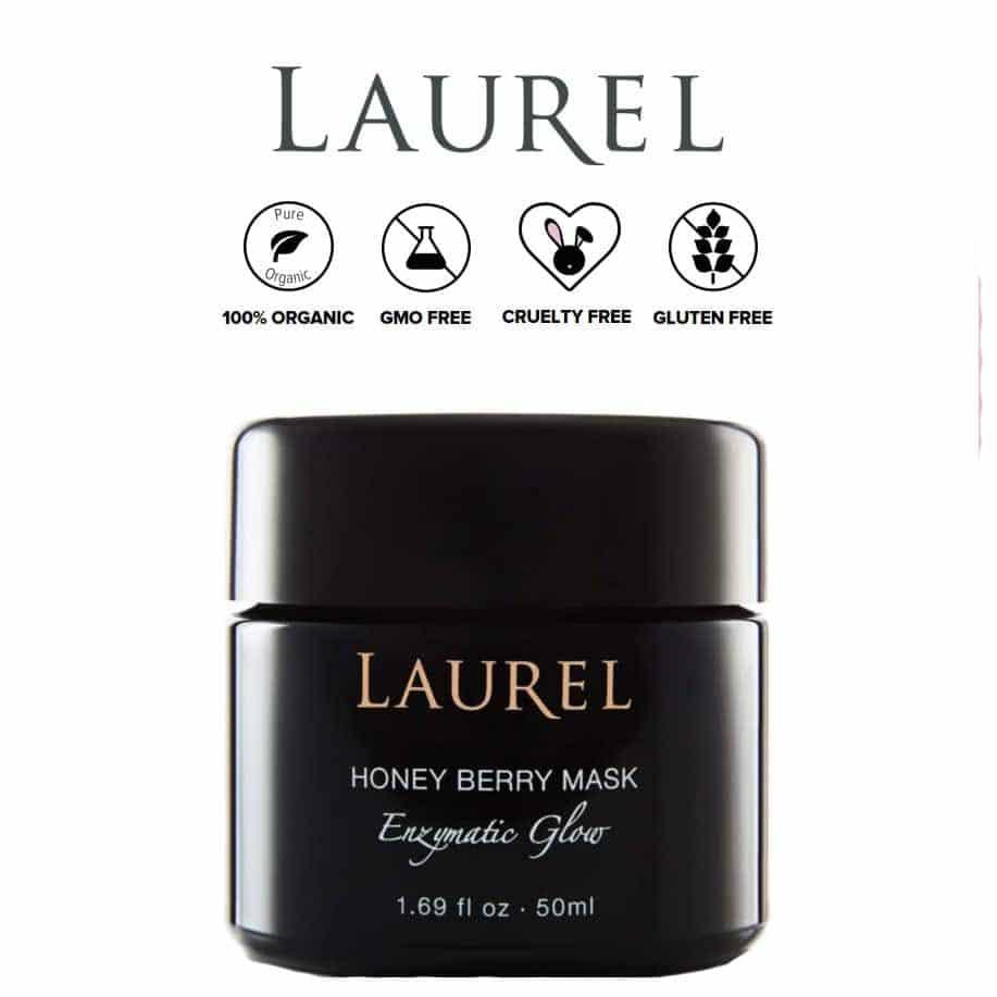*LAUREL SKIN – HONEY BERRY ENZYMATIC ORGANIC FACE MASK | $54 |