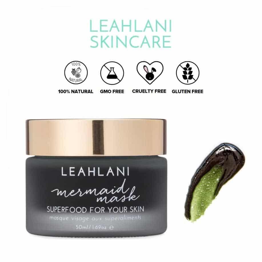 *LEAHLANI SKINCARE – MERMAID MASK | $38 |