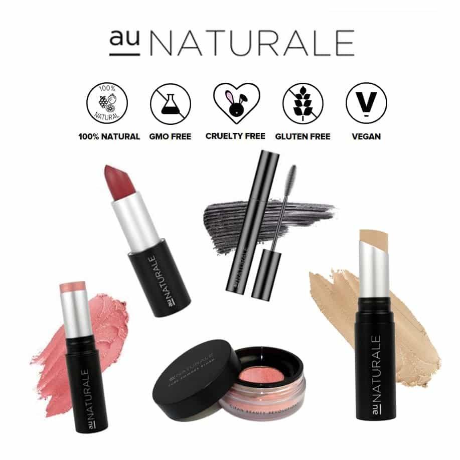 *AU NATURALE COSMETICS – NATURAL & ORGANIC MAKEUP | $$ |
