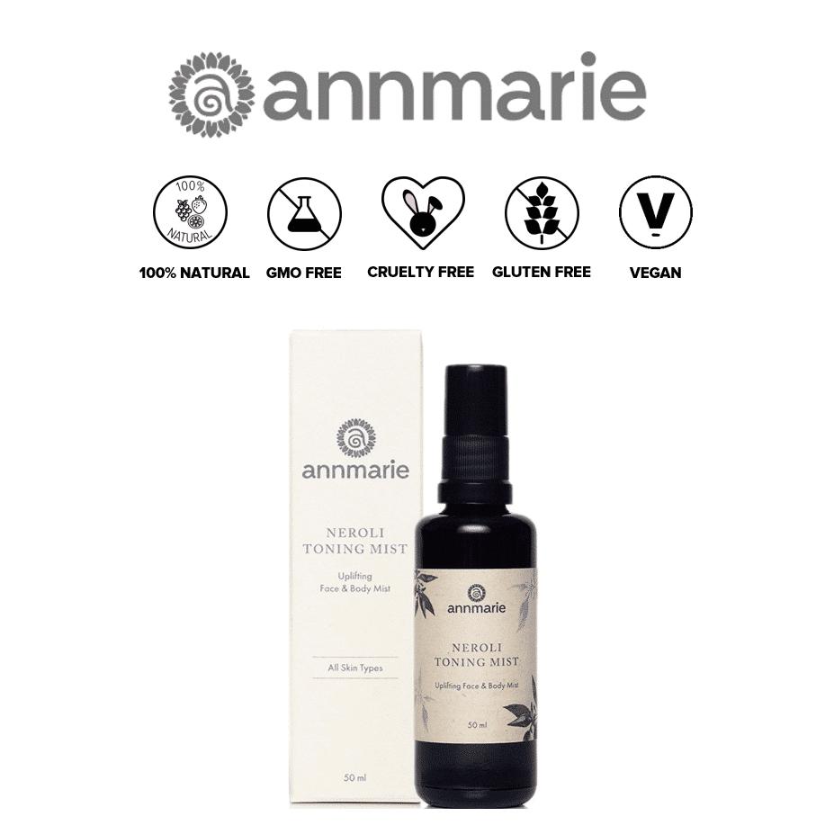 *ANNMARIE – NEROLI TONING MIST | $30 |