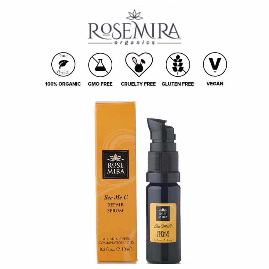 *ROSEMIRA – SEE ME C REPAIR SERUM | $52 |