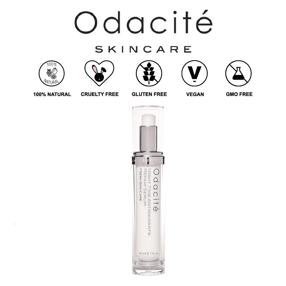 *ODACITE – ANTIOXIDANT NATURAL NIGHT REPAIR SERUM | $120 |