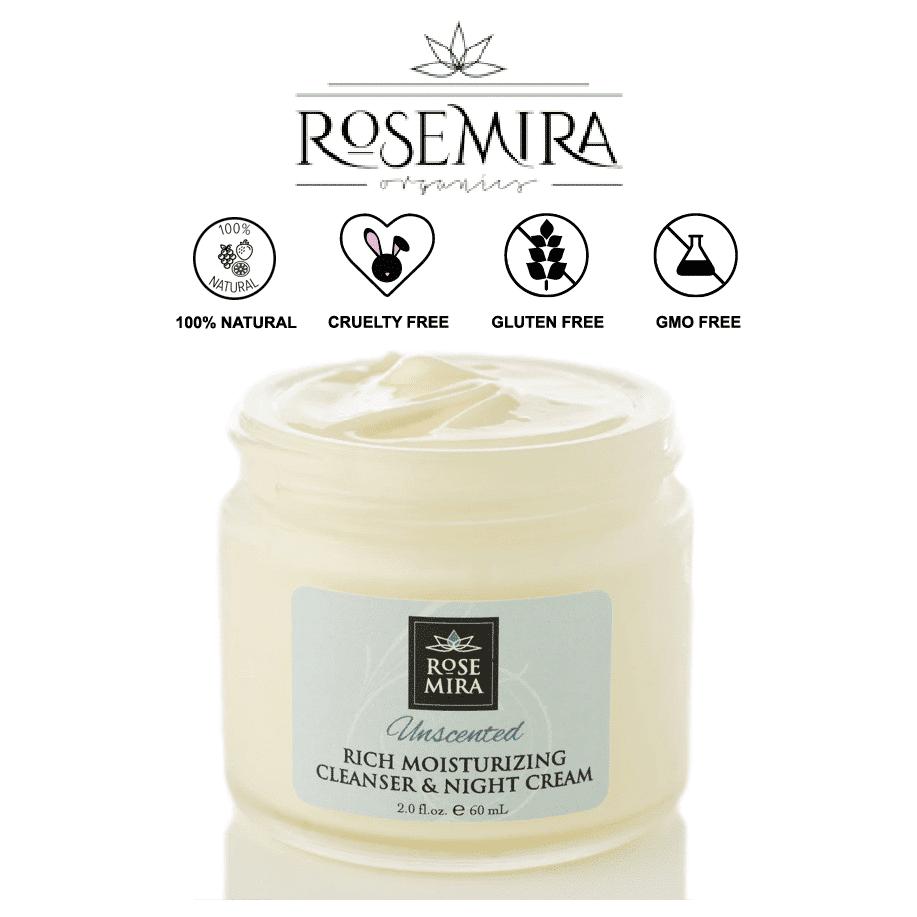 *ROSE MIRA – RICH MOISTURIZING ORGANIC NIGHT CREAM | $53 |