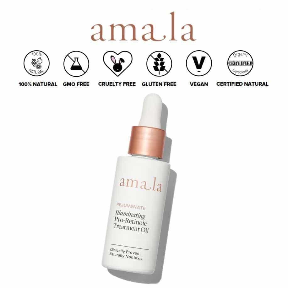 *AMALA – ILLUMINATING PRO-RETINOIC TREATMENT OIL | $188 |