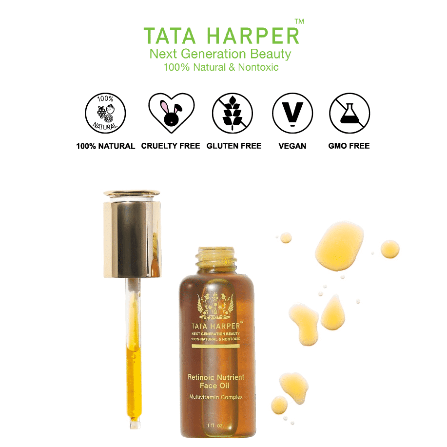*TATA HARPER – RETINOIC NUTRIENT ANTI-WRINKLE FACE OIL | $132 |