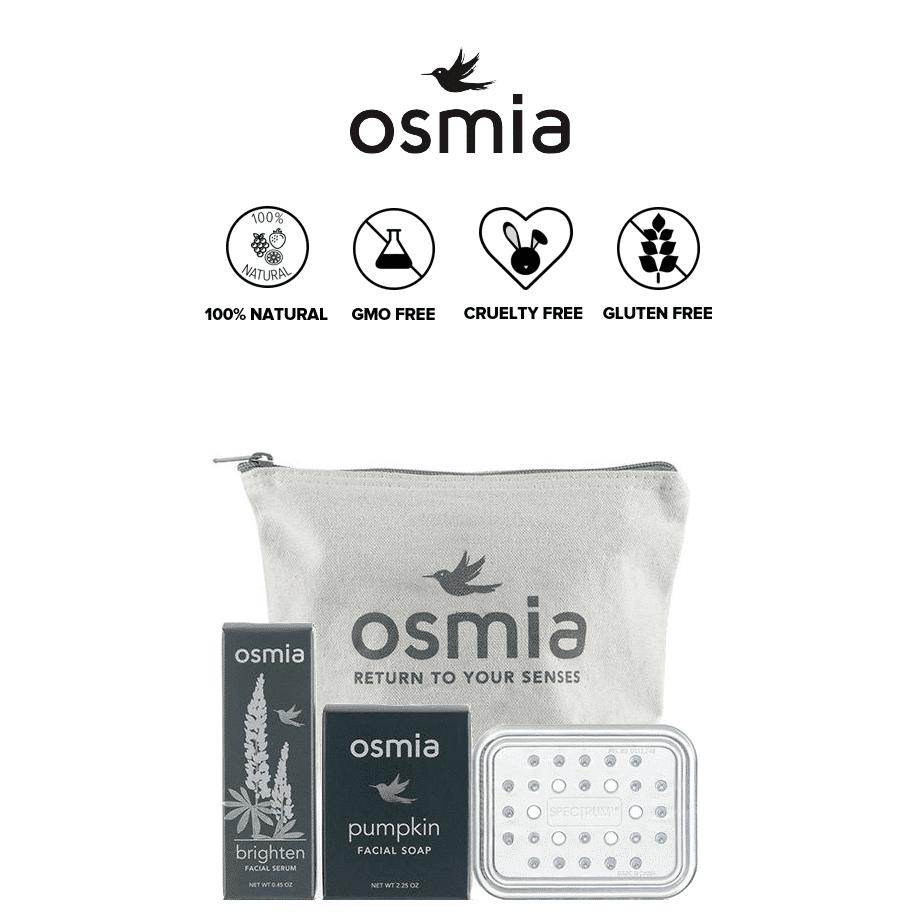 *OSMIA ORGANICS – BRIGHTENING ORGANIC STARTER SET | $70 |