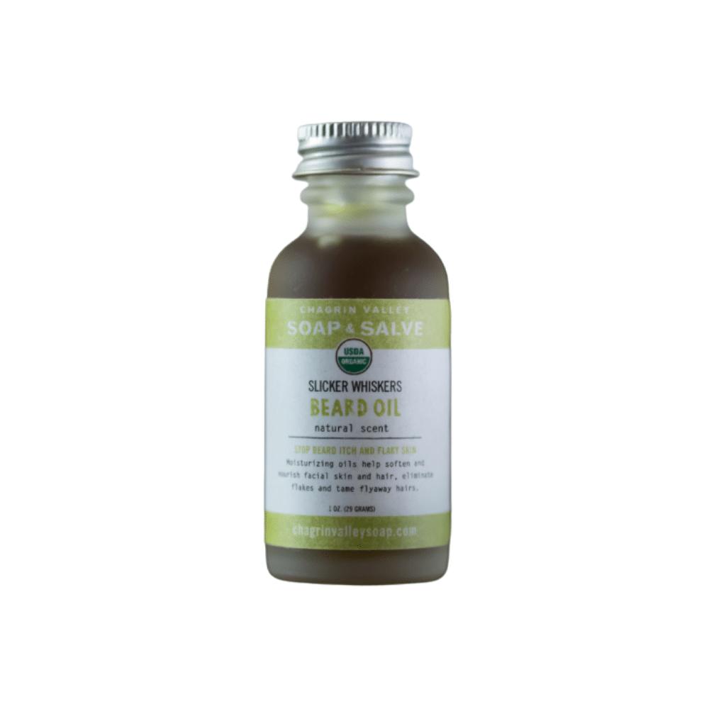 Chagrin Valley USDA Certified Organic Beard Oil   $15.75  