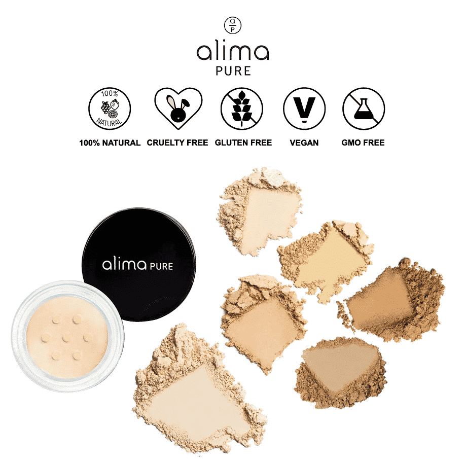 *ALIMA PURE – ALL NATURAL MINERAL CONCEALER | $15 |