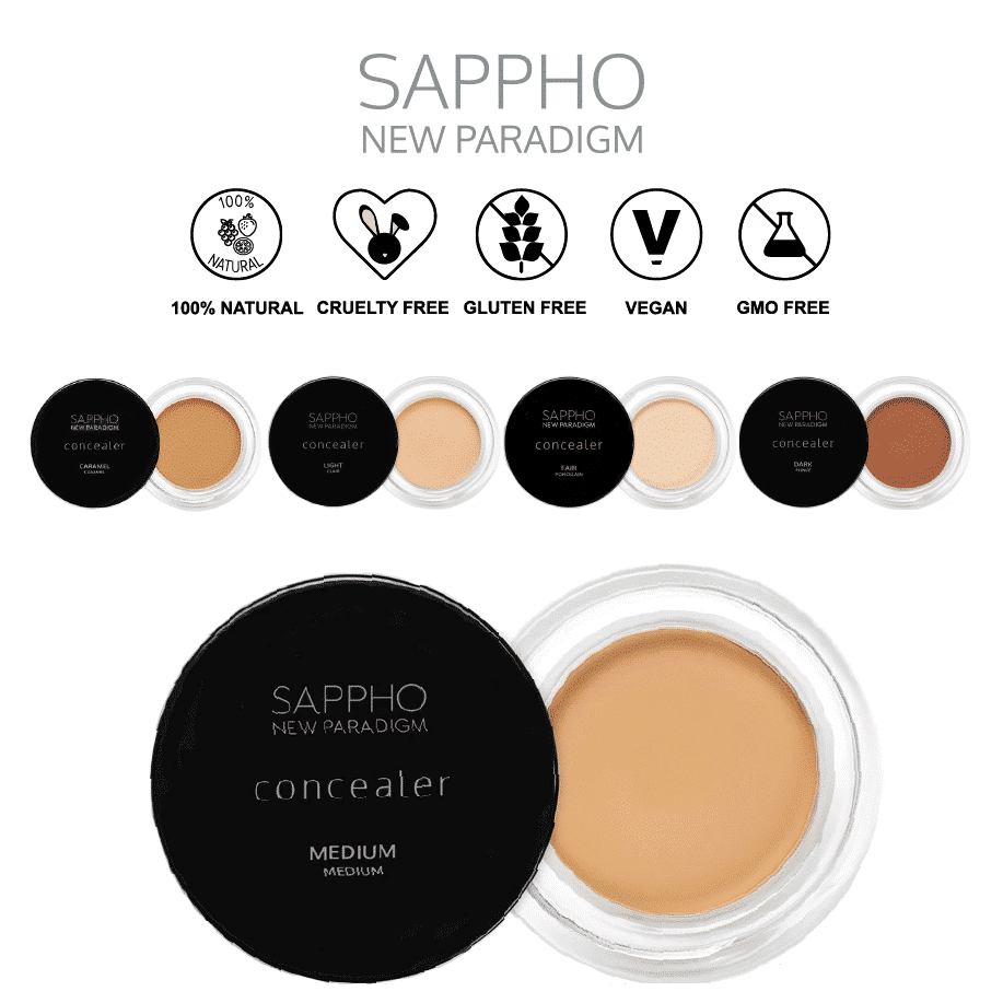 *SAPPHO – NEW PARADIGM ORGANIC CONCEALER | $32 |