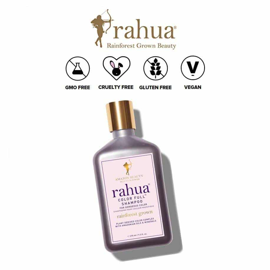 *RAHUA – COLOR FULL ORGANIC SHAMPOO | $38 |