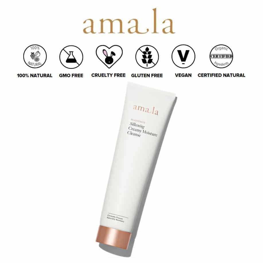 *AMALA – CREAMY MOISTURE RICH NATURAL FACE WASH | $78 |