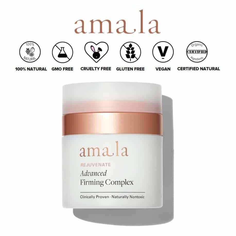 *AMALA – ADVANCED FIRMING COMPLEX CREAM | $248 |