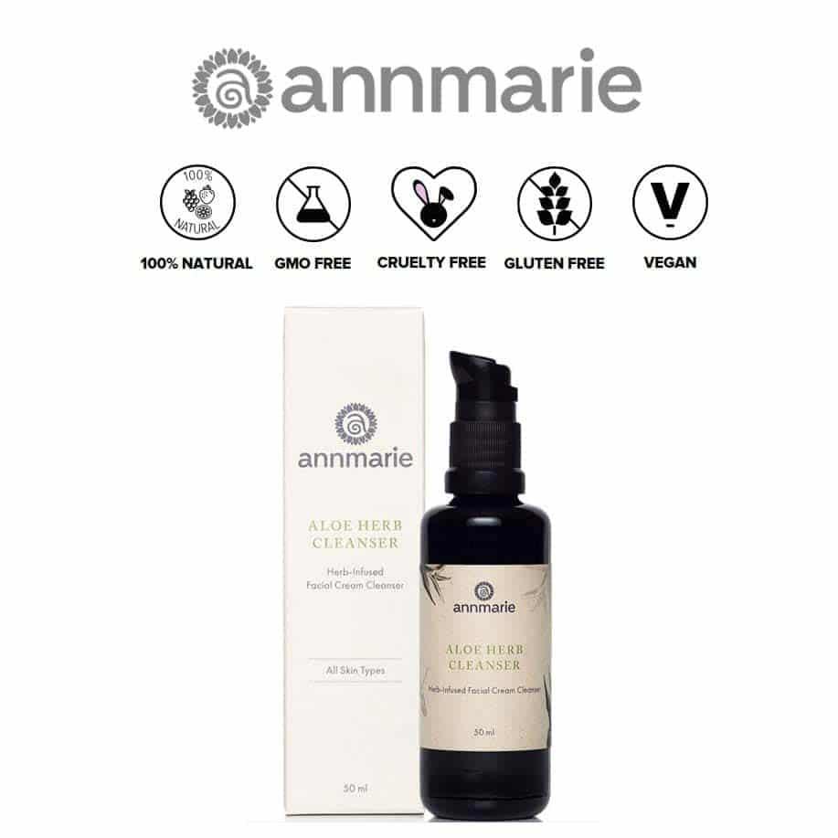 *ANNMARIE — ALOE HERB ORGANIC CLEANSER | $32 |