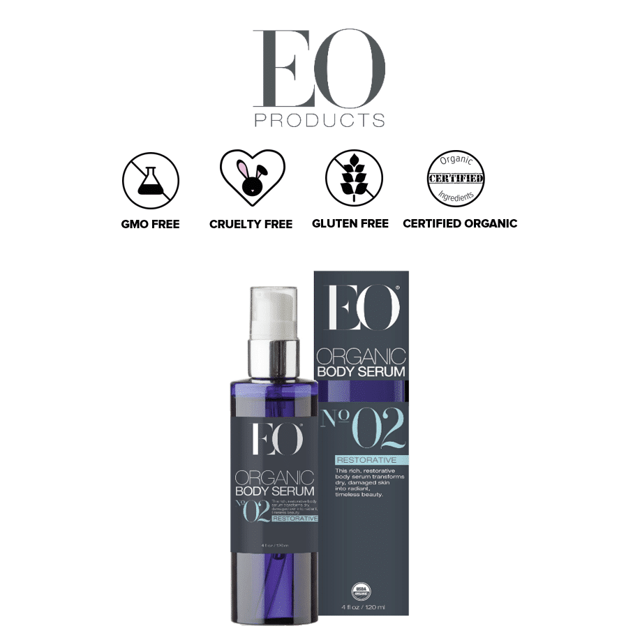 *EO PRODUCTS – CERTIFIED ORGANIC BODY SERUM | $13.69 |