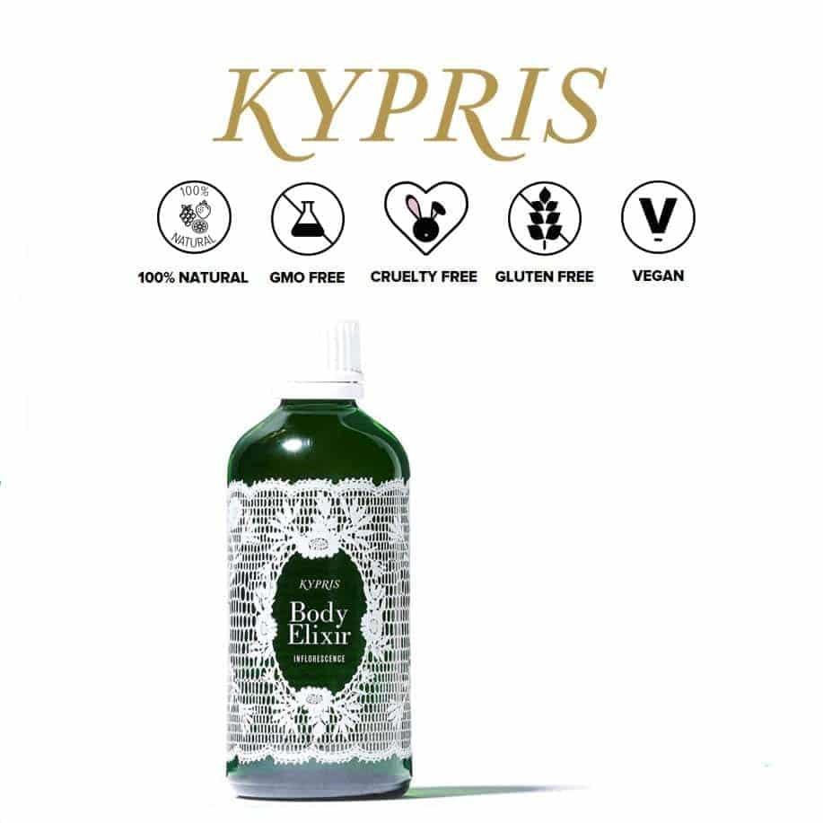 *KYPRIS – ORGANIC BODY ELIXIR: INFLORESCENCE | $125 |