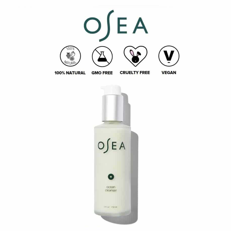 *OSEA MALIBU – OCEAN CLEANSER ORGANIC FACE WASH | $48 |
