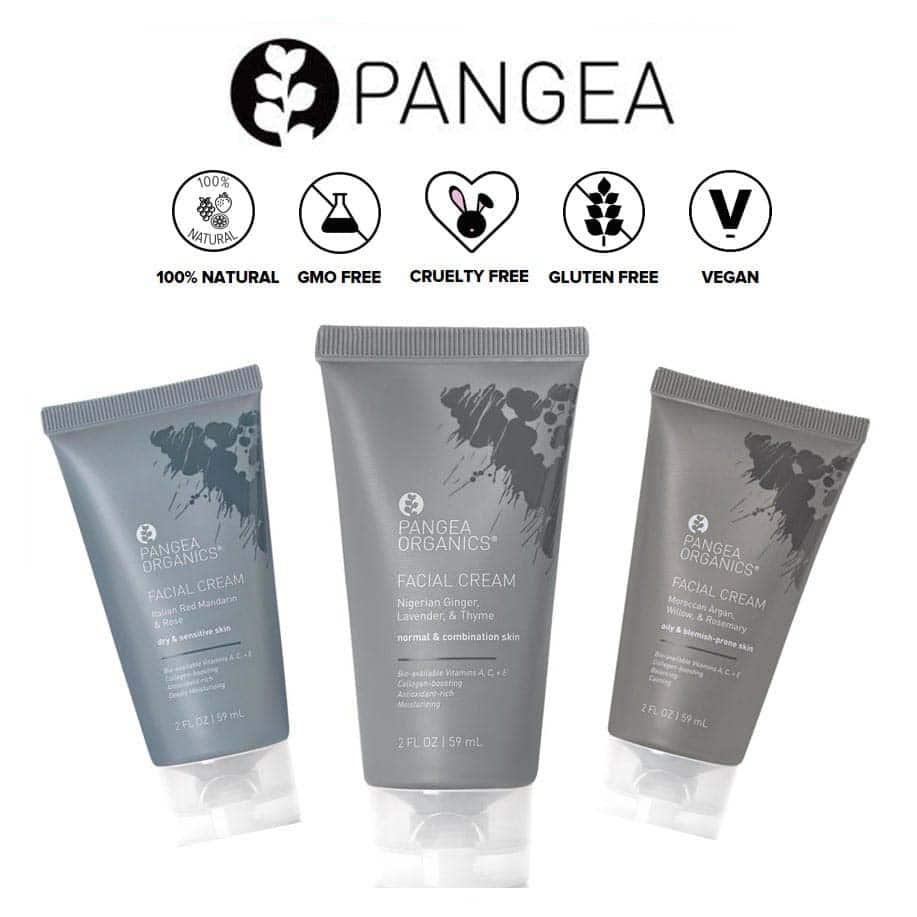 *PANGEA – ORGANIC FACIAL MOISTURIZERS | $36 |