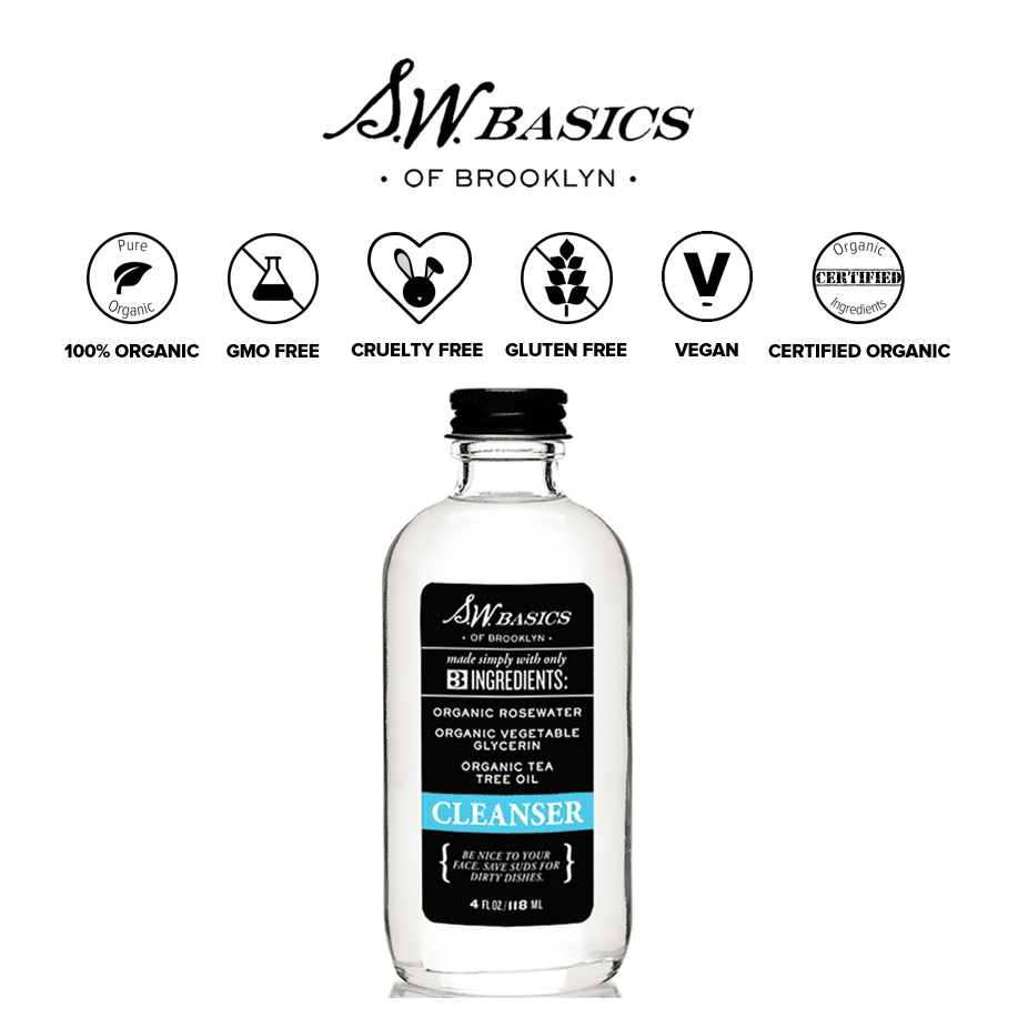 *S.W. BASICS — ORGANIC CLEANSER | $20 |