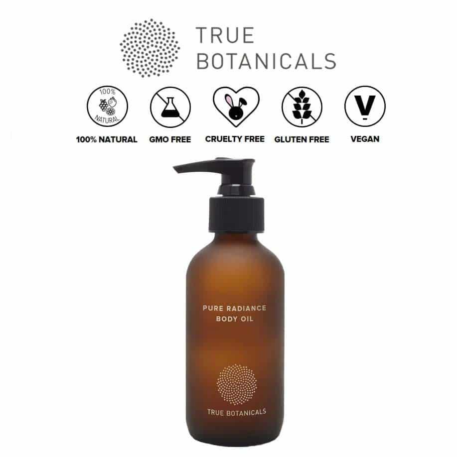 *TRUE BOTANICALS – PURE RADIANCE ORGANIC BODY OIL | $48 |
