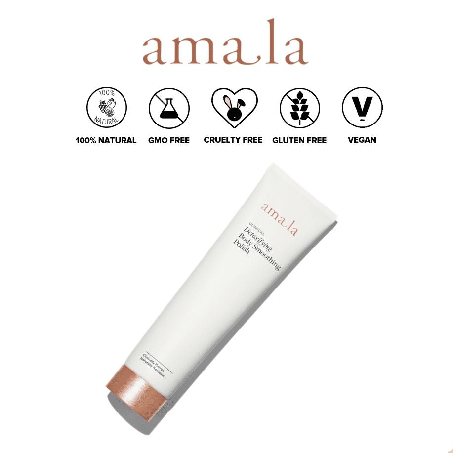 *AMALA – DETOXIFYING BODY SMOOTHING POLISH | $48 |
