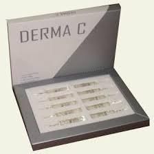 Derma C Vitamin C Collagen Skin Whitening