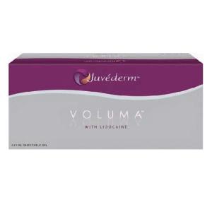 Juvederm Voluma with Lidocaine