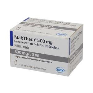 Mabthera 500mg