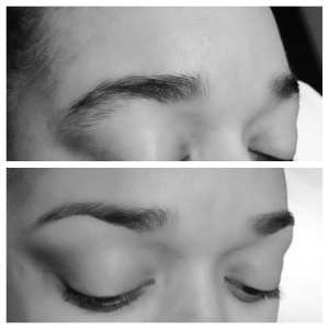 eyebrow waxing in houston