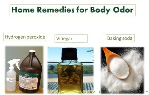 10+ Home Remedies for Body Odor
