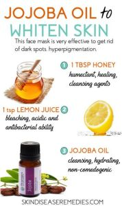 How to Use Jojoba Oil for Skin Lightening – 5 DIY Methods